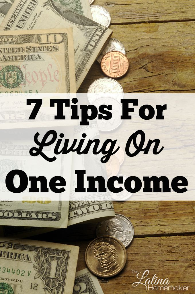 Can a family survive on one income? Yes! Although we had little time to plan for it, we were able to make it on one income for several years. Here I share 7 things our family did that enabled us to live on one income.