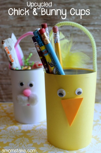 Chick & Bunny Cups