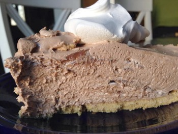 Chocolate No Bake Cheesecake