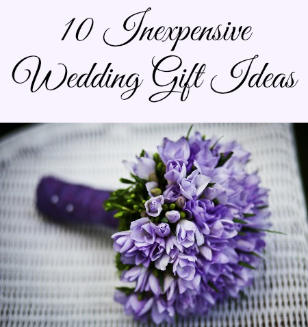 Wedding Gift Ideas Youtube : 10 Inexpensive Wedding Gift Ideas
