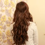 Curly-Hair-Pinned-Back