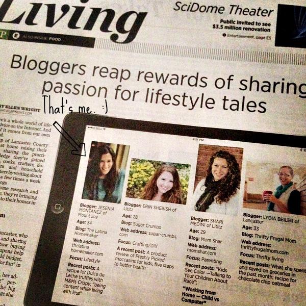 Newspaper-Feature