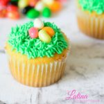 Easy Easter Egg Cupcakes