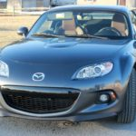 How the 2015 Mazda MX-5 helped my husband feel cool again. My husband had the opportunity to test drive the 2015 Mazda MX-5 and shares his experience.