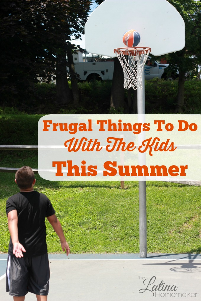 Frugal Things To Do With The Kids This Summer. Kids getting bored, but your budget is tight? Here's a list of free or inexpensive things to do with your kids this summer that the whole family will enjoy!