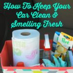 How To Keep Your Car Clean and Smelling Fresh