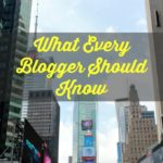 What Every Blogger Should Know -Takeaways From SoFabU On The Road
