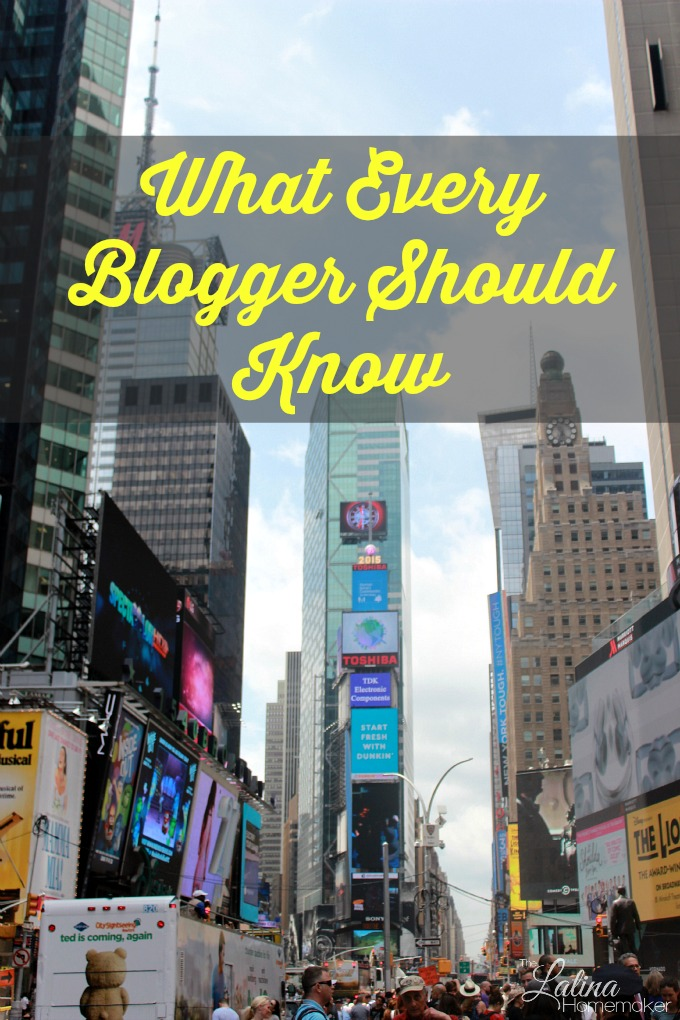 What Every Blogger Should Know. My takeaways from SoFabU On The Road that include blogging tips from experts in the social media and blogging industry.