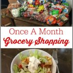 Once A Month Grocery Shopping {An Update}