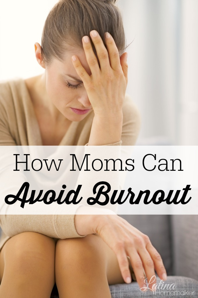 How Moms Can Avoid Burnout. No one ever wants to share the bad days. But the reality is that it happens and it's part of the motherhood journey. However, there are signs leading up to a burnout and there are ways we can prevent getting to the breaking point.