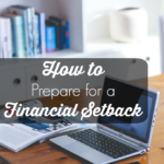 How to Prepare for a Financial Setback
