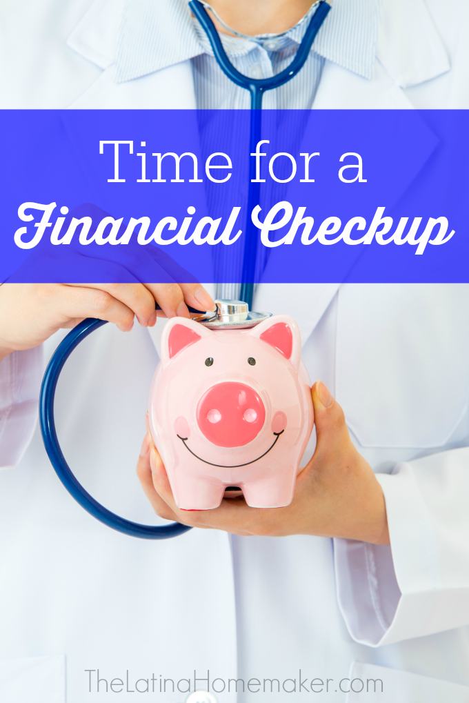 If you haven't looked at your finances recently the holidays can be the best time. See how to help create a solid financial foundation by giving yourself a checkup!