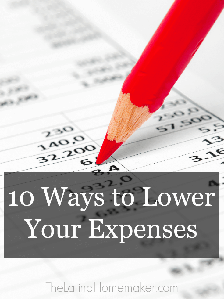 10-ways-to-lower-your-expenses