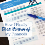 How I Finally Took Control of My Finances
