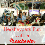 Hersheypark Fun with a Preschooler + Ticket Giveaway!