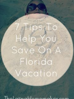 7 Tips to Help You Save On A Florida Vacation