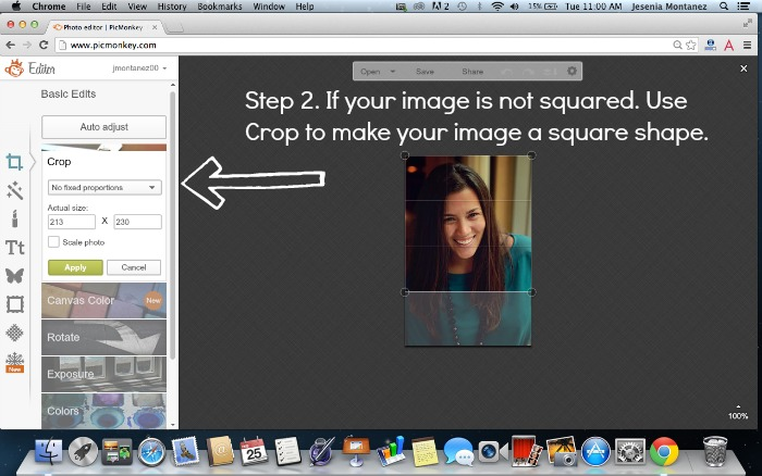 How To Make An Image Round