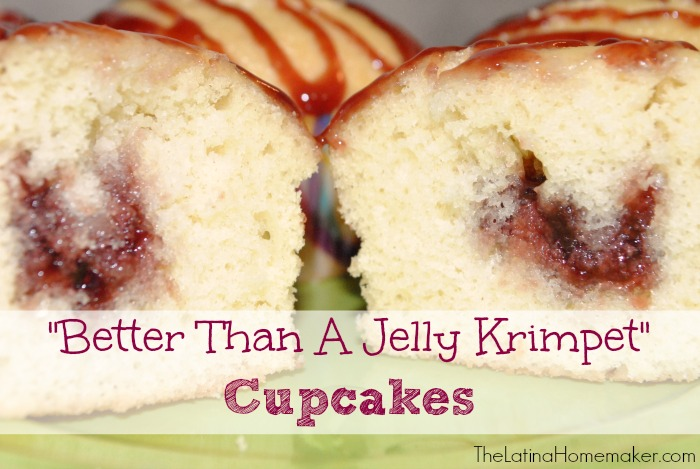 Better Than A Jelly Krimpet Cupcakes