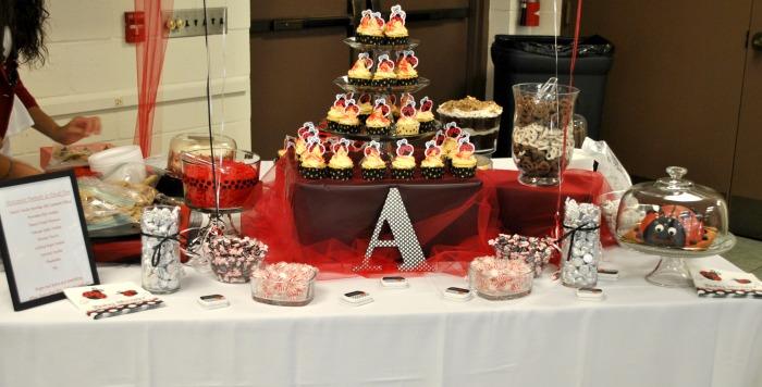 diy photo frame ideas pinterest - DIY Dessert and Candy Buffet Ideas