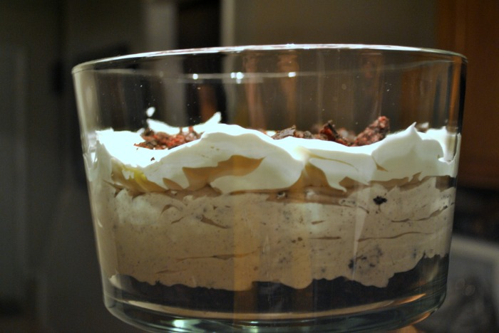 Cookies and Cream Pudding Parfait