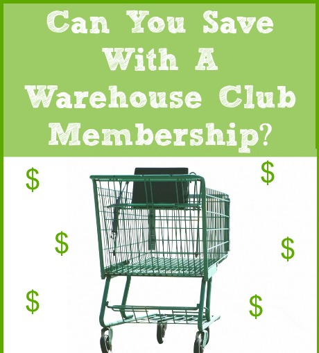 Can You Save With A Warehouse Club Membership