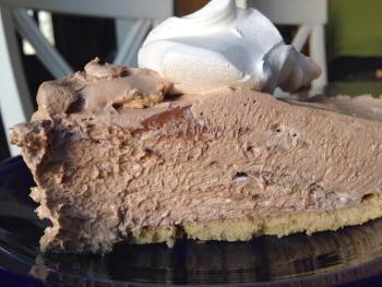 Chocolate No Bake Cheesecake