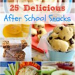 25 Delicious After School Snacks