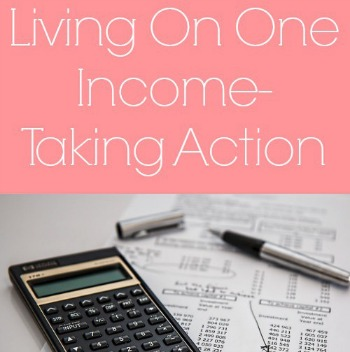 Living-On-One-Income