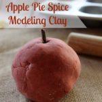 Apple Pie Spice Modeling Clay