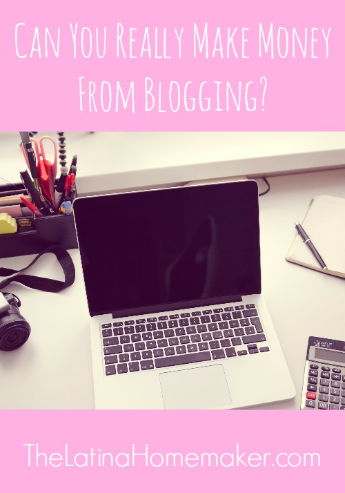 Can you really make money from blogging? This is the age-old question most bloggers, and those contemplating blogging, ask. Yes you can! Find out how..