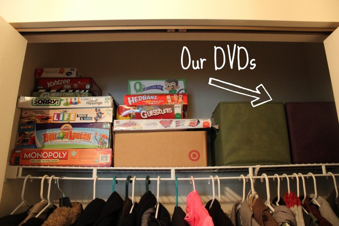 31 Days To A Clutter Free Life Day 6 Dvds And Video Games 1