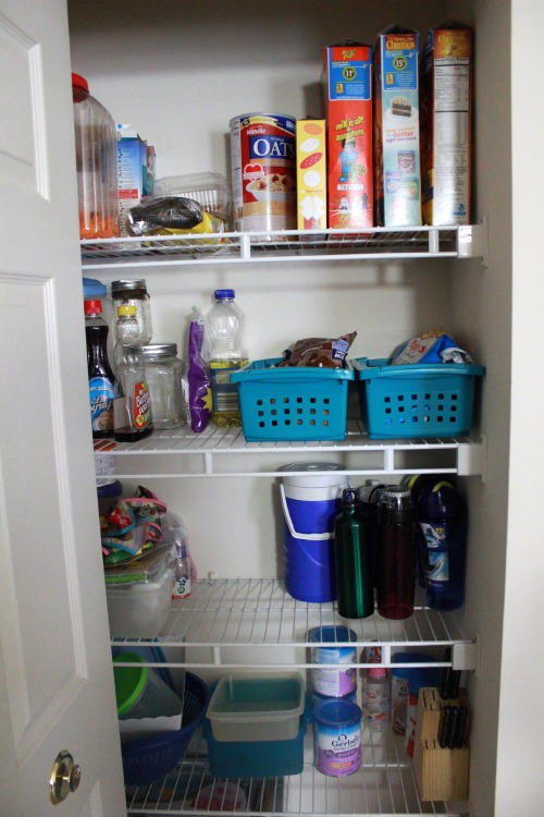 Pantry-After