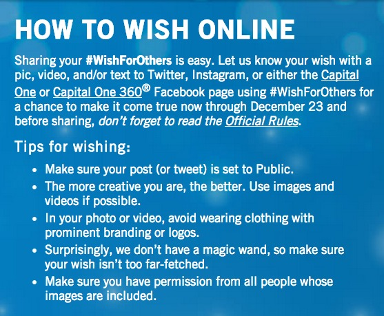#WishForOthers
