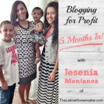 Blogging For Profit In 5 Months