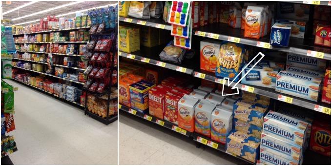 Walmart-Goldfish