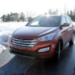 2015 Hyundai Santa Fe Sport 2.0T. A mother's review after test driving the 2015 Hyundai Santa Fe Sport 2.0T for a week.