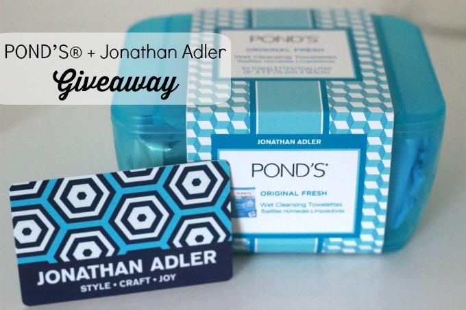 PONDS-Jonathan-Adler-giveaway