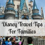 Disney Travel Tips For Families. Simple tips to help you and your children make the most of your experience at the Disney Parks.