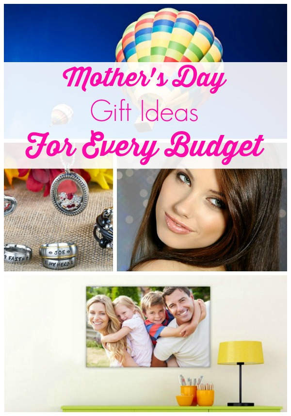 Mother's Day Gift Ideas For Every Budget. Gift ideas from Groupon's Mother's Day Gift Shop that includes something for every budget and taste!