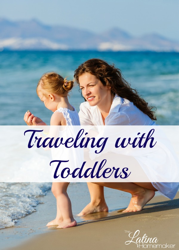 Traveling with Toddlers. Simple tips that will help you prepare for a trip with your toddler, so you can avoid meltdowns.