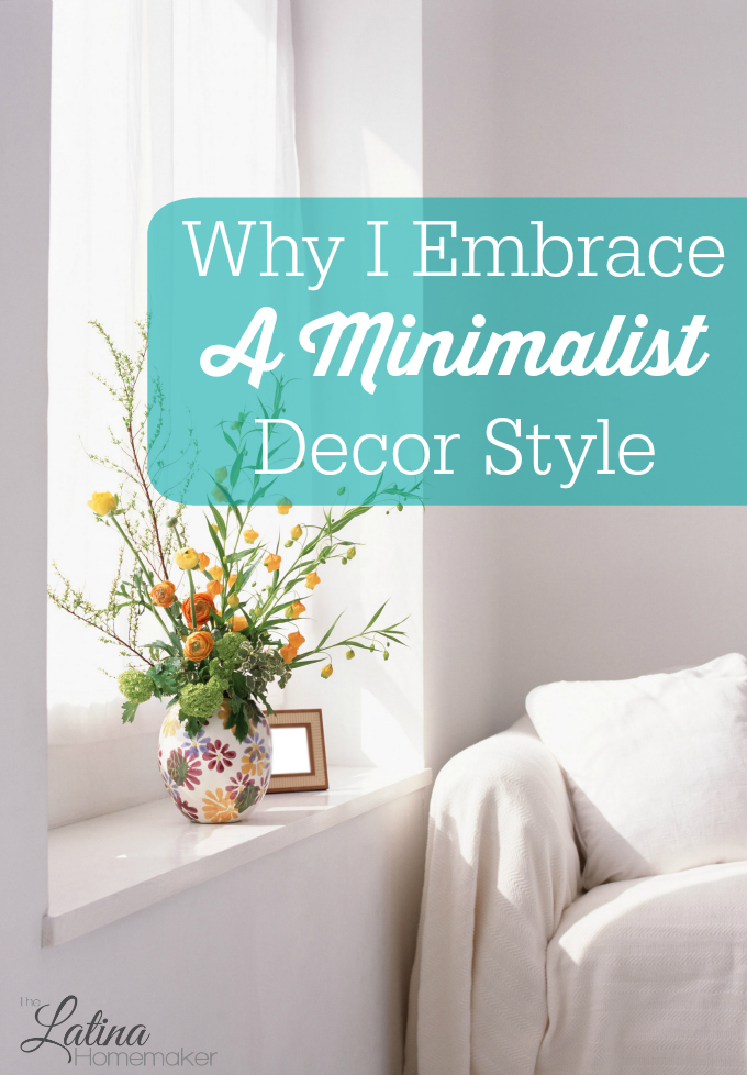 Why I Embrace a Minimalist Decor Style-A minimalist decor style is not for everyone, but there are benefits that extended beyond saving a few dollars. Since our home is decorated very simply...[click to read more]