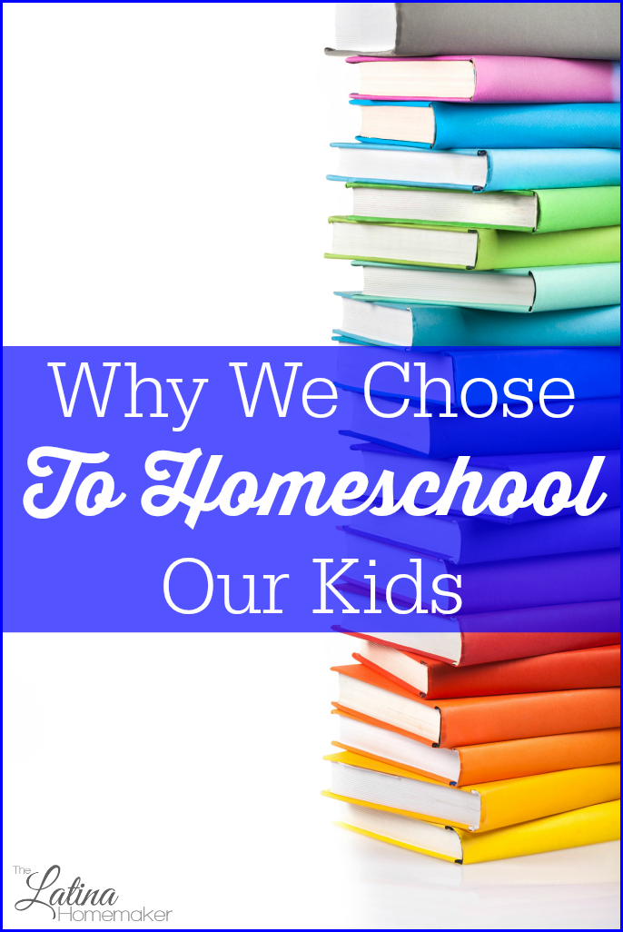 Why We Chose To Homeschool Our Kids. We started our homeschool journey five years ago and never looked back. It's not easy, but the benefits outweigh the hard days.