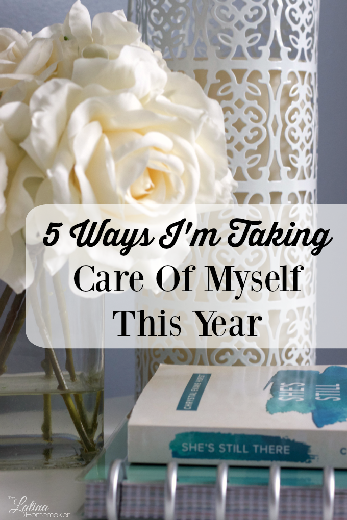 5 Ways I'm Taking Care Of Myself This Year – It wasn't until I realized that my lack of self-care was affecting my health, that I decided it was time to take care of myself. Find out how I'm putting myself first so that in turn, I can be my best self for my family.