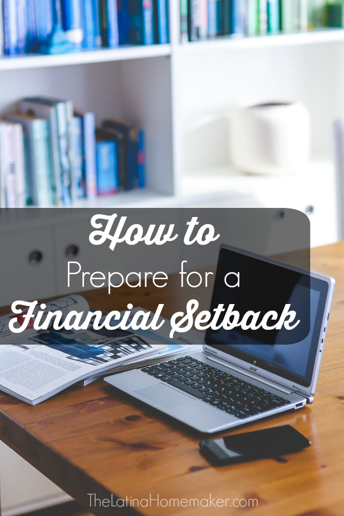 How to Prepare for a Financial Setback. Tips to help you prepare financially for emergencies, so you're not caught off guard and unprepared.