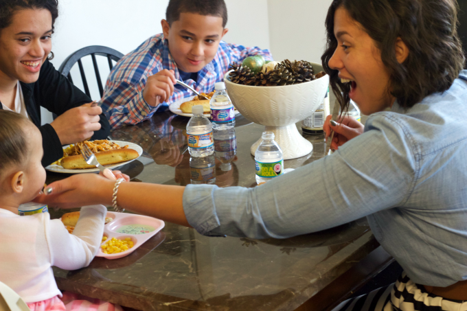 "Creating Memories at the Dinner Table. Learn all about Nestlé® Pure Life® ""Share Your Smile"" Label Design Contest, and how your child can enter!"