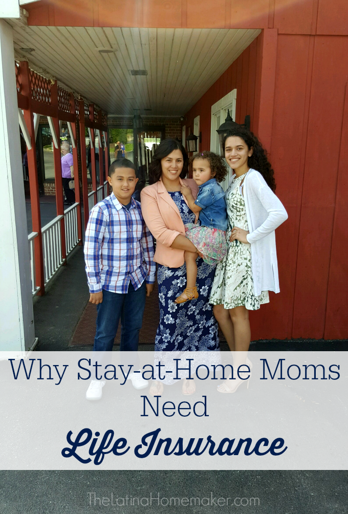Why Stay-at-Home Moms Need Life Insurance. Several years ago I became very ill and I didn't know if I would be around for my family. In that moment, I knew that being prepared with life insurance was no longer an option. Find out why...