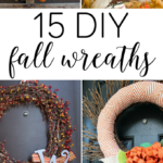 15 DIY Fall Wreaths