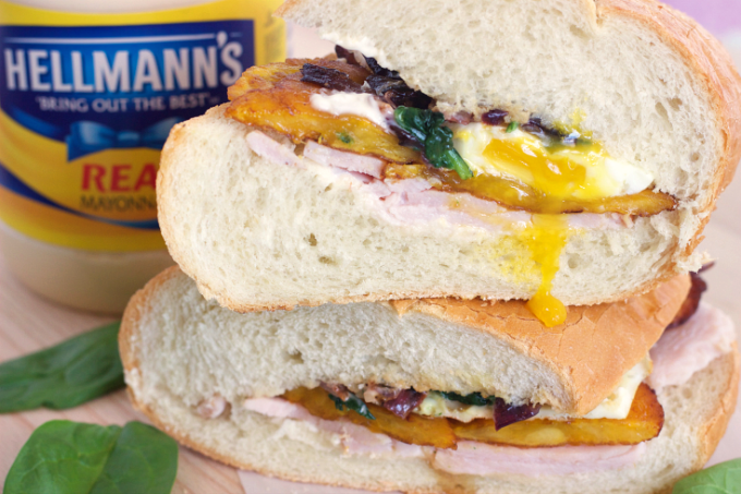 Turkey, Egg and Sweet Plantain Sandwich. Turkey sandwiches are good, but add your own unique twist and you'll end up with an incredible sandwich. And this turkey sandwich is bursting with flavor!