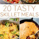 20 Tasty Skillet Meals