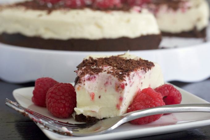 No-Bake Raspberry Cheesecake. Skip the oven with this delicious Raspberry Cheesecake that is sure to be a hit with your loved ones!